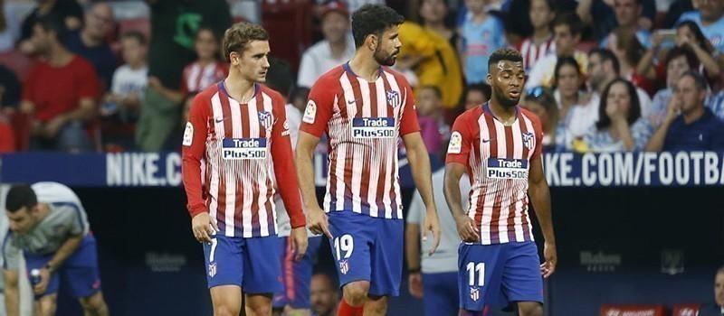 Atlético Madrid La Liga