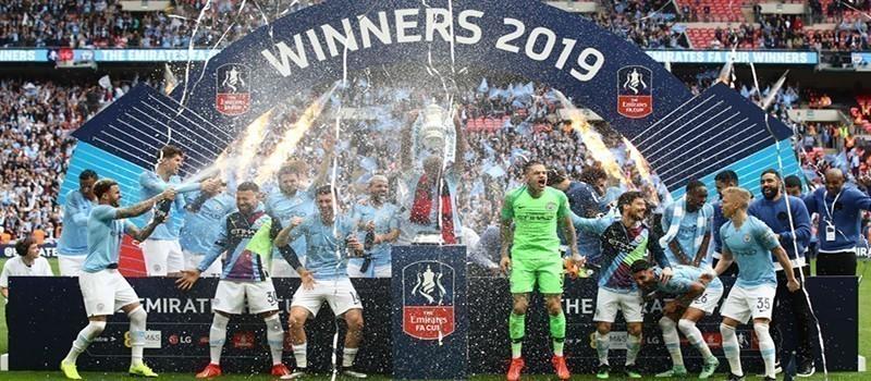 fa cup - winners 2018/19