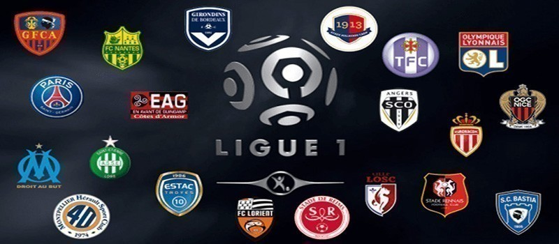 Ligue 1 Teams