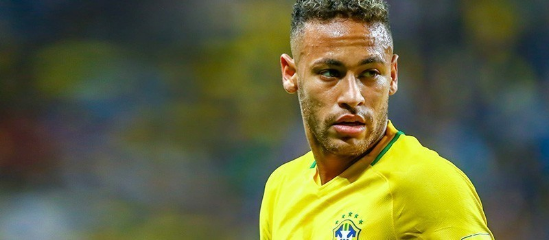Neymar World Cup 2018