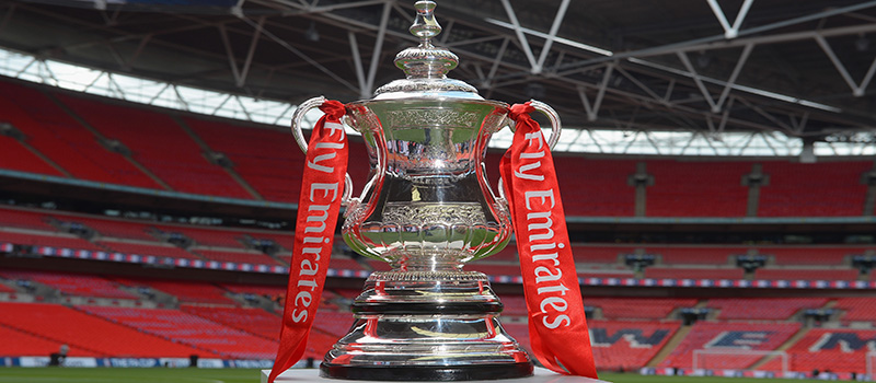 FA Cup - trophy