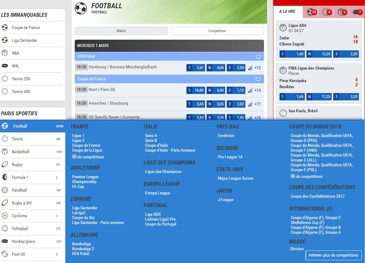 France-Pari Football