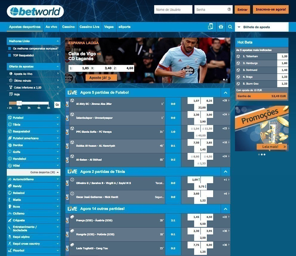 WEBSITE BETWORLD