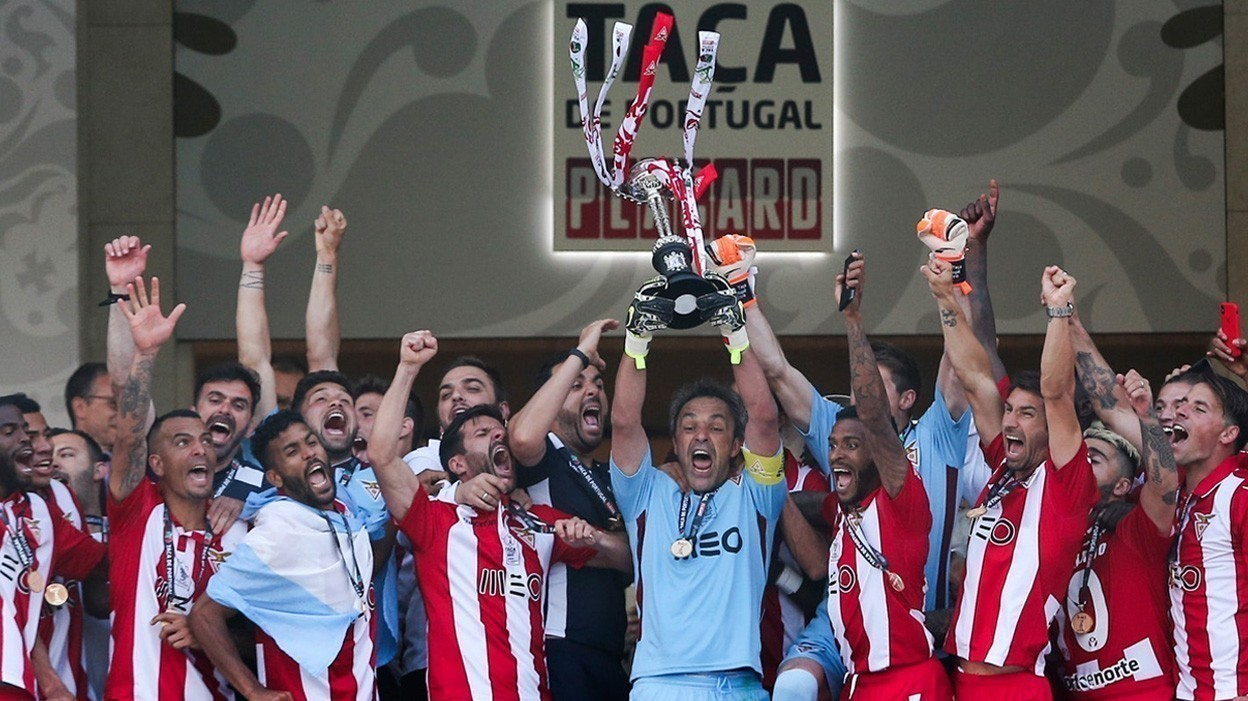 Prognósticos Taça de Portugal 2018/2019