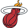 Miami Heat teamtwo logo