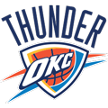 Oklahoma City Thunder teamtwo logo