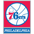 Philadelphia 76ers team logo