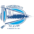 Alavés team logo