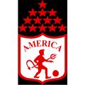America De Cali teamtwo logo