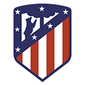 Atlético Madrid team logo