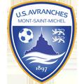 US Avranches team logo
