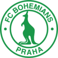 Bohemians Prague team logo