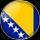 Bosnie-Herzégovine team logo