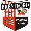 Brentford team logo