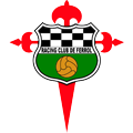 Racing Ferrol team logo
