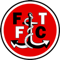 Fleetwood Town teamtwo logo