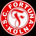 SC Fortuna Colónia teamtwo logo