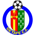 Getafe team logo