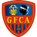 Gazelec FC Ajaccio team logo