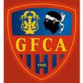Gazélec Ajaccio team logo