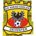 Go Ahead Eagles teamOne logo