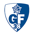 Grenoble Foot team logo