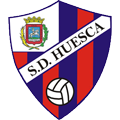 Huesca team logo