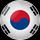 Corea del Sur M teamOne logo