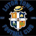 Luton Town team logo