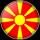 Macédoine team logo