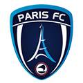 Paris FC team logo