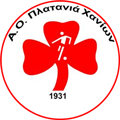 Platanias FC teamtwo logo