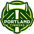 Timbers de Portland teamtwo logo