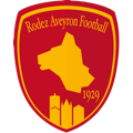 Rodez Aveyron team logo