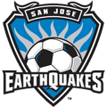 San Jose Earthquakes teamtwo logo