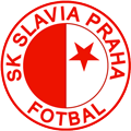 Slavia Prague team logo