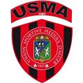 Union Sportive Médina d'Alger teamtwo logo