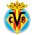 Villarreal team logo