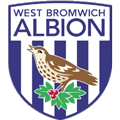West Bromwich Albion team logo