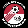 FK Zeleziarne Podbrezova teamtwo logo