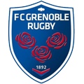 FC Grenoble Rugby teamOne logo