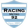 Racing Metro 92 team logo