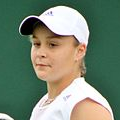 Ashleigh Barty team logo