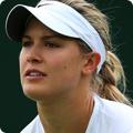 Eugénie Bouchard team logo