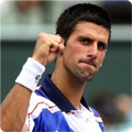 Novak Djokovic team logo