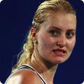 Kristina Mladenovic team logo