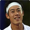 Kei Nishikori team logo