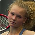 Katerina Siniakova team logo