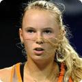 Caroline Wozniacki team logo